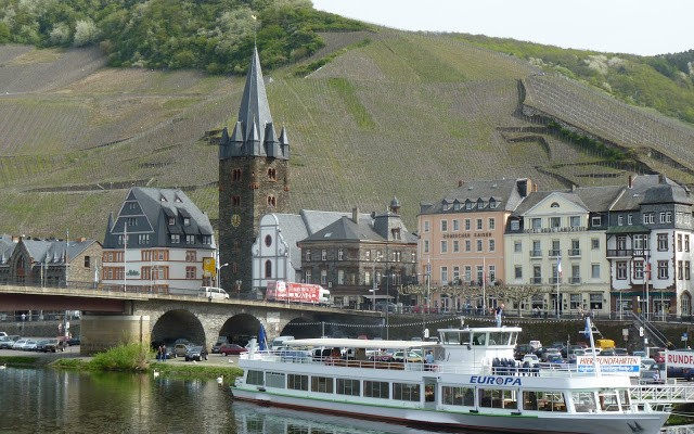 Enchanting Rhine River Cruise – April 2015