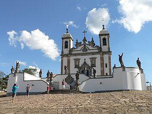 Portugal Bom Jesus Sanctuary