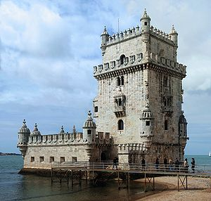 Portugal tower of Belém