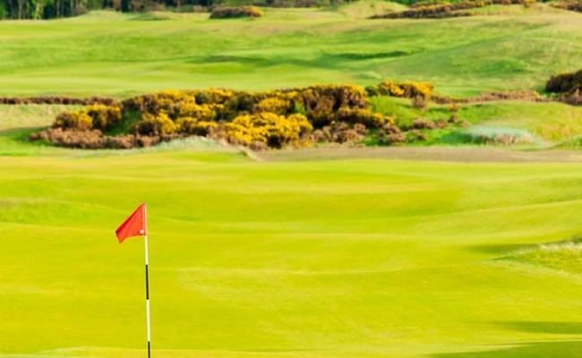 Golfing in Scotland – June 2016
