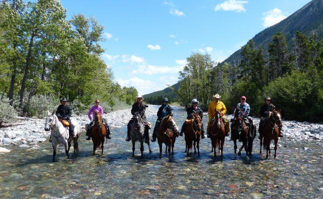 Horseback Adventure – Aug. 2017
