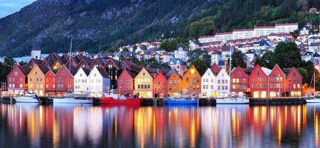 Norway Coastal Cruise – May 2018